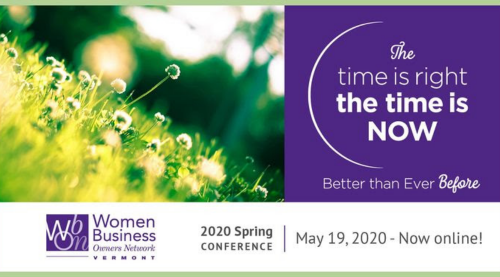WBON 2020 Spring Conference Online
